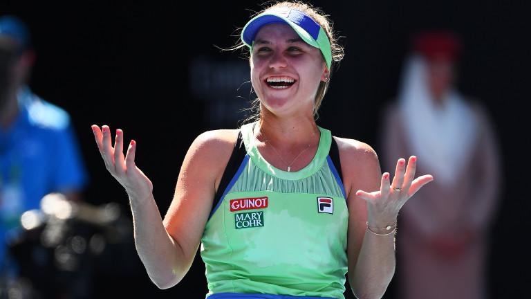 Сензацията в Australian Open 2020 е факт! Американската тенисистка София