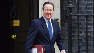 Бившият премиер Дейвид Камерън има нова работа. Ето каква е тя