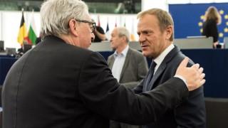Туск и Юнкер призоваха ЕС да бъде честен с Великобритания за Брекзит