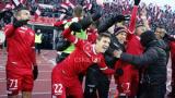Двама от ЦСКА отървали пердах от фенове на Левски