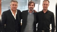 Босът на Локо (София) проговаря за сътрудничеството с Милан