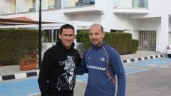 Живко Миланов пропуска решаващ мач от Лига Европа