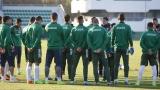 Националите започнаха подготовка за квалификацията с Холандия