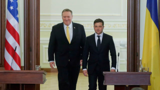 Зеленски: САЩ бяха, са и ще бъдат ключов съюзник и защитник на Украйна