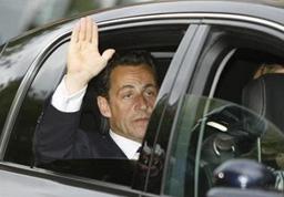 Никола Саркози е новият президент на Франция