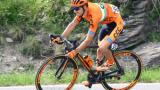 Николай Михайлов отново изненада всички в Джирото