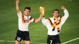 Мондиал 1990: Трета световна титла за Бундестима