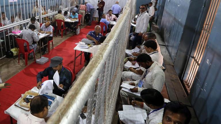 Премиерът на Индия Нарендра Моди е на път да постигне