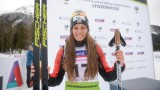 Милена Тодорова спечели трети медал на Световното първенство по биатлон за девойки