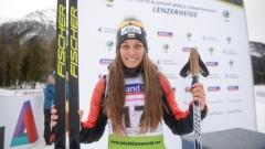 Нов успех за Милена Тодорова на Световното по биатлон в Италия