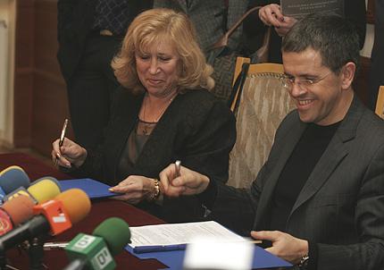 Борисов реже НДСВ като евентуален партньор на ГЕРБ
