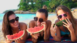Здравословното хранене на плажа е важно! (ВИДЕО)