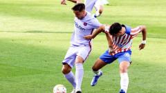 Албанец от Барселона ще замести Гълъбинов в Специя