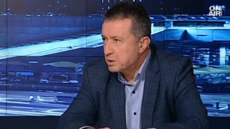 Янаки Стоилов: Няма ли демокрация в БСП, не може да искаме демокрация в държавата