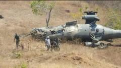 Руски хеликоптер се разби при учение във Венецуела