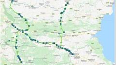 """АПИ публикува интерактивна карта на """"зелените коридори"""""""