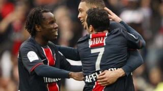 Резултати от френската лига 1