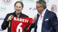 Франко Барези пред Стоичков: Жалко е, че не играх срещу твоя Барселона, Малдини порасна пред очите ми
