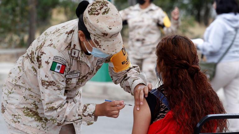 Мексико регистрира 4253 нови потвърдени случая на коронавирус и още