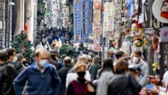 Коронавирус: Италия регистрира 544 починали за денонощие