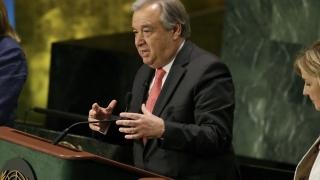 Антониу Гутериш начело на гласуването в ООН, Бокова с 9 гласа