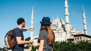Туризмът в Турция си върна инерцията и отново расте неудържимо