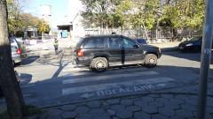 Джип удари ученик на пешеходна пътека в Благоевград