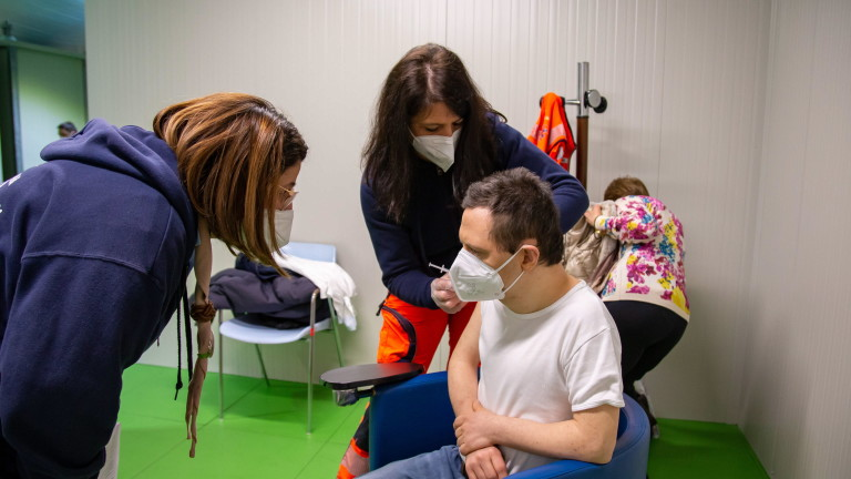 COVID-19: Европа вече с над 50 млн. заразени, повече от една четвърт от всички в света