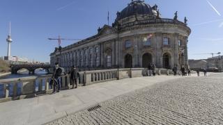 Откраднаха 100-килограмова златна монета от музей в Берлин