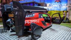 На пазара вече има летящ автомобил - капаро $25 000 (ВИДЕО)