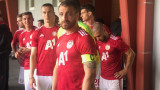 ЦСКА срещу бившите съветски републики - 8:4