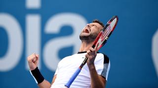 Григор Димитров на финал в Сидни