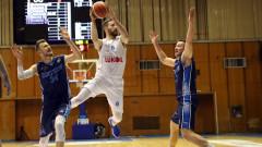 Левски Лукойл с драматична победа над Академик Бултекс 99