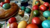 Хора на Кунева дариха яйца и козунаци на инвалиди