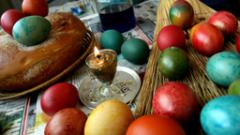 Увеличават се празнуващите Великден без козунаци и боядисани яйца