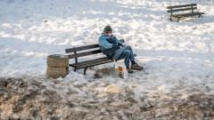 Броят на бездомните в София се увеличава