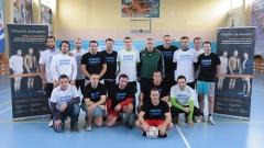 Спортни журналисти подкрепиха кампанията срещу рака на простатата