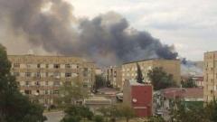 Двама загинали и 20 ранени при инцидента в оръжейния завод в Азербайджан