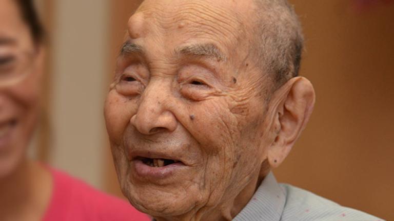 На 112 г. почина най-възрастният мъж на планетата