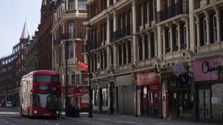 Великобритания е в рецесия с над 20% спад на икономиката през второто тримесечие