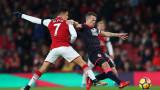 Никой в Арсенал не харесва Алексис Санчес