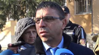 Шефът на МВР-Пловдив област Атанас Илков отива в Кърджали