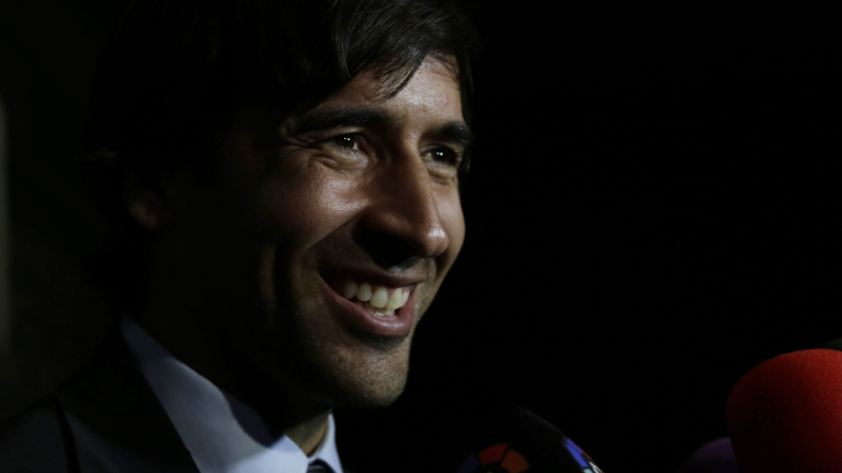 Раул става шеф в Реал