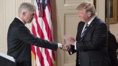 Демократите скочиха срещу номинацията на Тръмп за върховен съдия