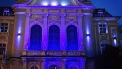 Пеещите фонтани в Пловдив и НДК в София светват в синьо за Световния ден на аутизма