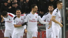 Милан стигна до победата като гост на Болоня