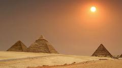 Откриха египетски гробници на 4300 години