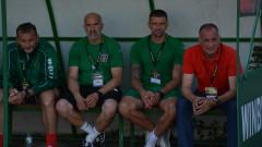 Здравков: Моите футболисти решиха, че могат да се разходят през първото полувреме