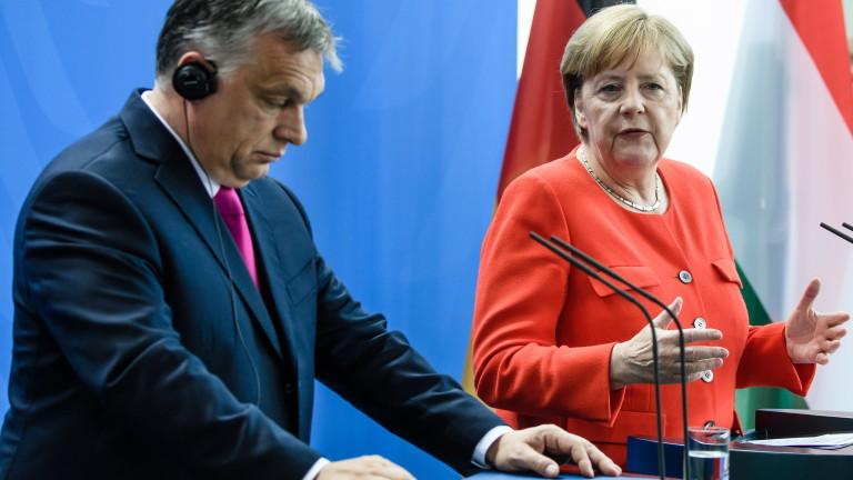 Германия настоя всички страни в ЕС да спазват върховенството на закона