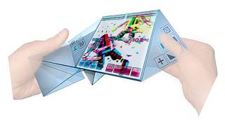 Телефонът на 2014-та ще бъде с пластичен дисплей (галерия)